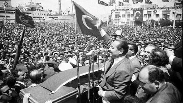 Bir demokrasi şehidi: Adnan Menderes