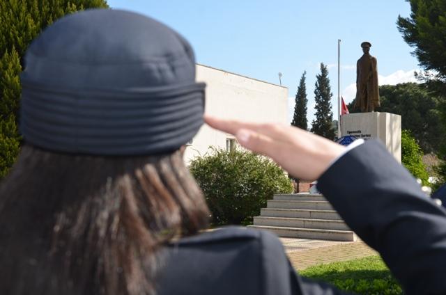 Polis Teşkilatının 176. yıldönümü Koçarlı'da kutlandı
